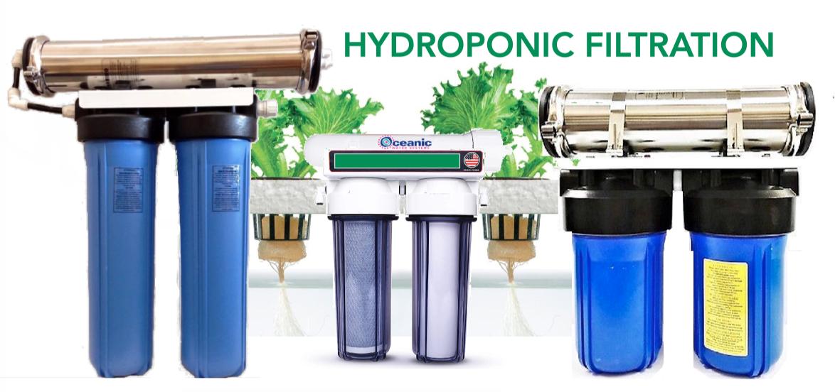 Hydroponic Filtration