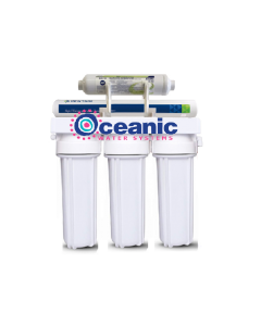 California Edition: 5 Stage RO Reverse Osmosis Water Filtration System 75 GPD 1:1 Ratio Low Waste/High Recovery
