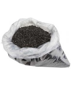 Granular Activated Coconut Shell Carbon Media (GAC) - 1/2 Cubic Ft | 12x40 Mesh