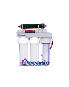 5 Stage Aquarium Reef Reverse Osmosis Water Filtration RO/DI System | 75 GPD