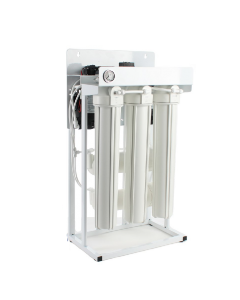 "600 GPD Light Commercial Reverse Osmosis Water Filtration System  - 20"" Housing."