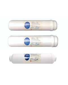 """Replacement Inline Filters 2.5"""" x 12"""" Portable RO Heavy Duty Reverse Osmosis  