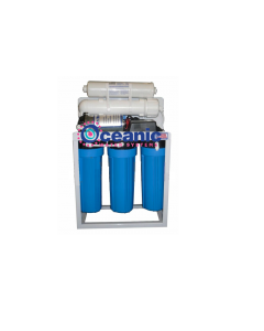 Light Commercial Grade - 300 GPD Reverse Osmosis Water Filtration System | 5 Stage RO + Booster Pump