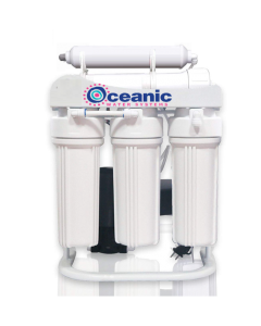 150 GPD Light Commercial Grade Reverse Osmosis Water Filtration System | 5 Stage RO + Booster Pump