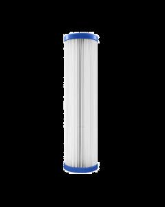"""Pleated Sediment Filter 2.5"""" x 9.75"""""""