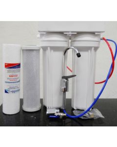 OCEANIC 2 STAGE DRINKING WATER FILTER SEDIMENT CARBON
