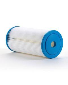 "4.5"" x 10"" Big Blue Washable Harmsco® Pleated Sediment Filter - 20 Micron"