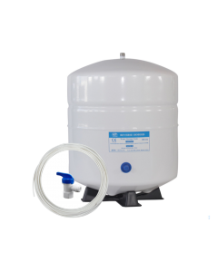 Reverse Osmosis Water Storage Pressure Tank 3 Gallon (2 Gal Capacity) PA-E RO-122