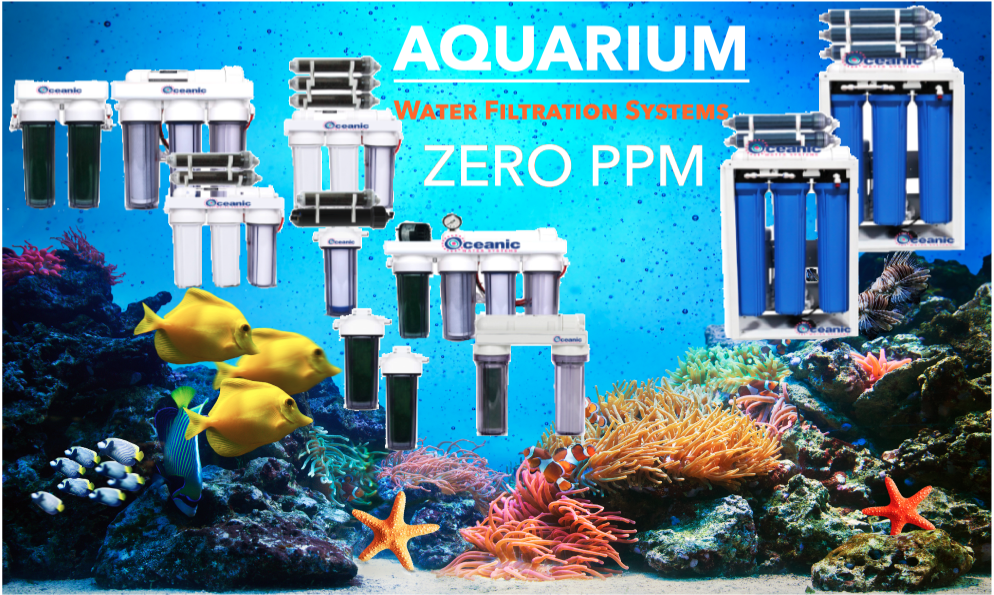 Aquarium Filtration - RODI