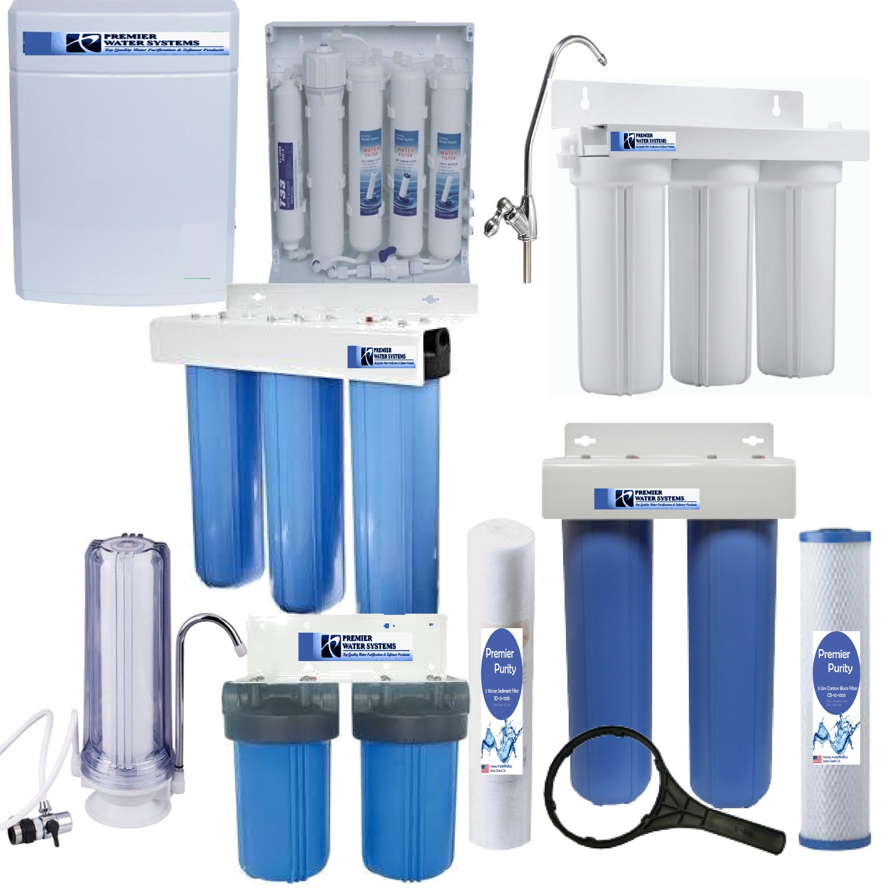 Water Filtration: Point of Use