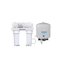 Residential Home Reverse Osmosis Drinking Water Filtration System | 50 GPD RO