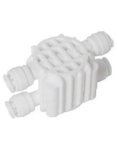Auto Shut Off Valve w/ Quick Connection for Reverse Osmosis (RO) Water Systems