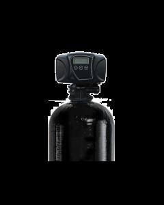 "WHOLE HOUSE WATER FILTRATION SYSTEM | 1.5 cu ft Catalytic Carbon | 10"" x 54"" Fleck 5600SXT Backwash Valve"