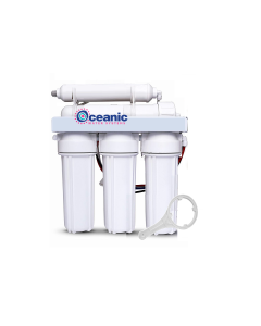 Oceanic Reverse Osmosis Water Filtration System - 5 Stage CORE RO Under Sink Water Filter | 50 GPD
