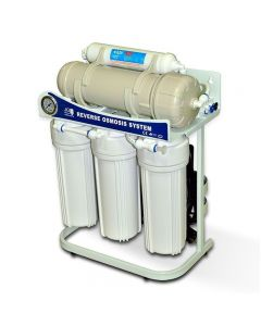 800 GPD Direct Flow Reverse Osmosis Water Filtration System Plant Water Point 1:1