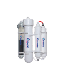 HYDRO-PAL: ALKALINE Reverse Osmosis Drinking Water System | 4- Stage | 50 GPD pH Neutral RO