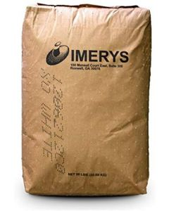 Calcite Media (Calcium Carbonate Mineral) pH Correction, Acid Neutralizing Media (50 lbs) - ½ Cubic Ft
