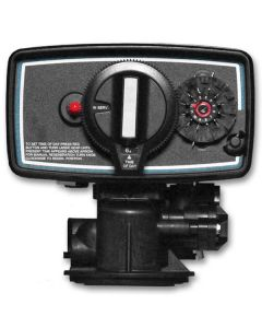 Fleck 5600-FT 5600 Timer Valve Backwash Head for Filters Tanks Only, Black