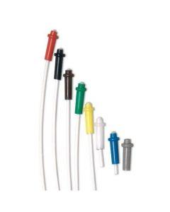 Reverse Osmosis Capillary Flow Restrictor for 35 GPD Membrane (Black, Long)