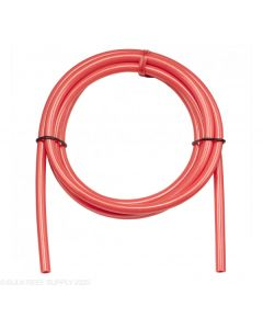 "Red 1/4"" Polyethylene RO Tubing"
