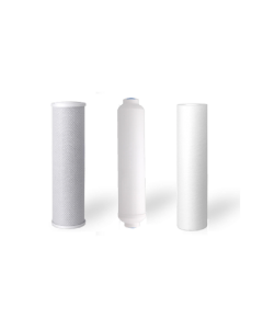 Replacement 4 Stage Reverse Osmosis RO Water Filter Set