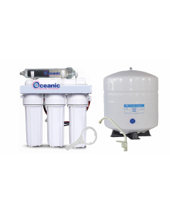 6 Stage ALKALINE pH Reverse Osmosis Drinking Water Filtration System | 50 GPD