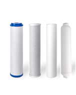 Universal 5 Stage Reverse Osmosis Replacement Filter Set