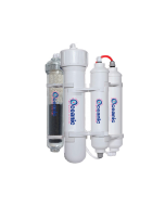 HYDRO-PAL: ALKALINE Reverse Osmosis Drinking Water System | 4- Stage | 75 GPD pH Neutral RO