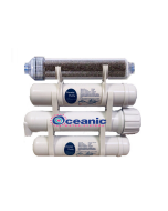 Heavy Duty Portable Aquarium Reef Reverse Osmosis Water Filter System XL | 75 GPD RODI | Rated for 2500 Gallons