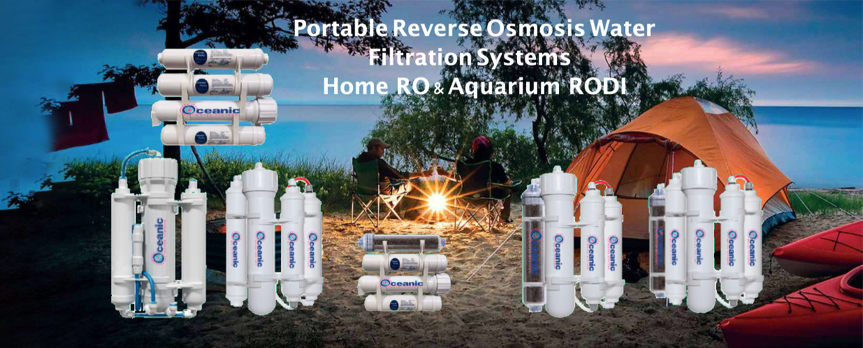 Portable RO Systems